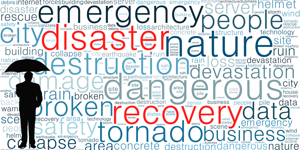 emergency management digital signage