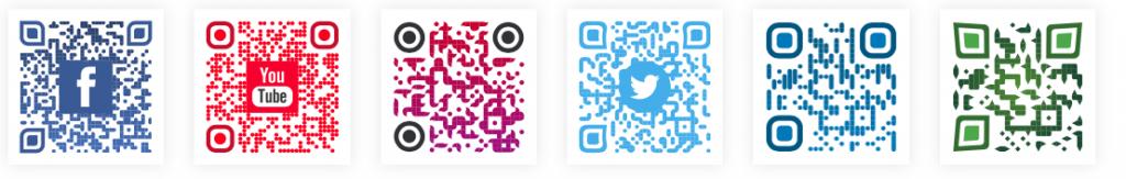 QR Codes Digital Signs